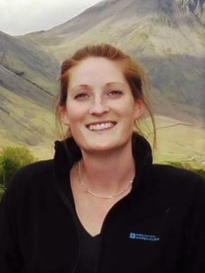 A photo of Emily Dickins, senior ecologist at Bernwood Ecology.